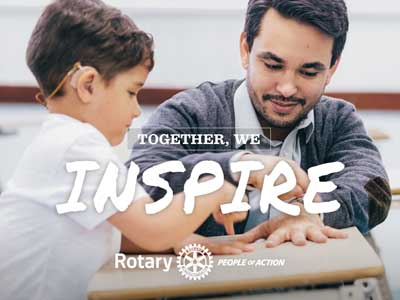 Growing Rotary Membership is Like Losing Weight!